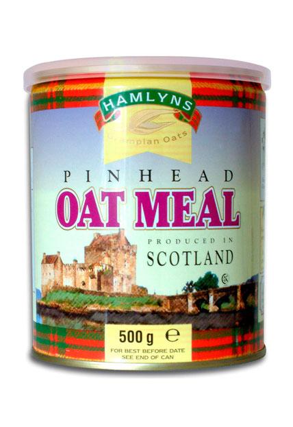 hamlyns pinhead oatmeal