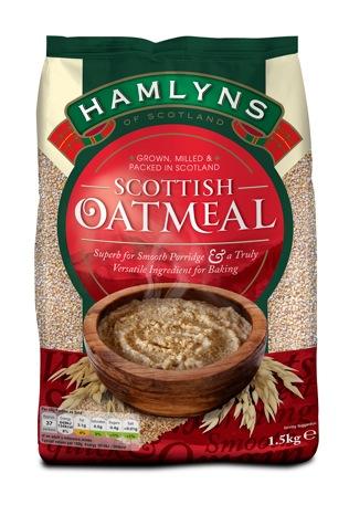 Hamlyns Scottish Oatmeal - Hamlyn's Of Scotland